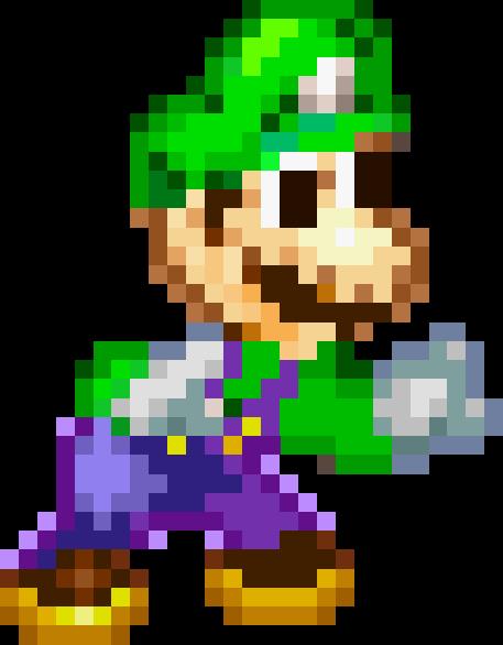 Marvel vs. Capcom Styled Luigi by SmashingStar64 on DeviantArt