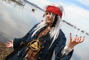 Pirate Bakura