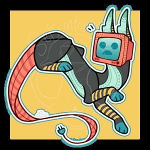 TV Dragon for dragonofeternal