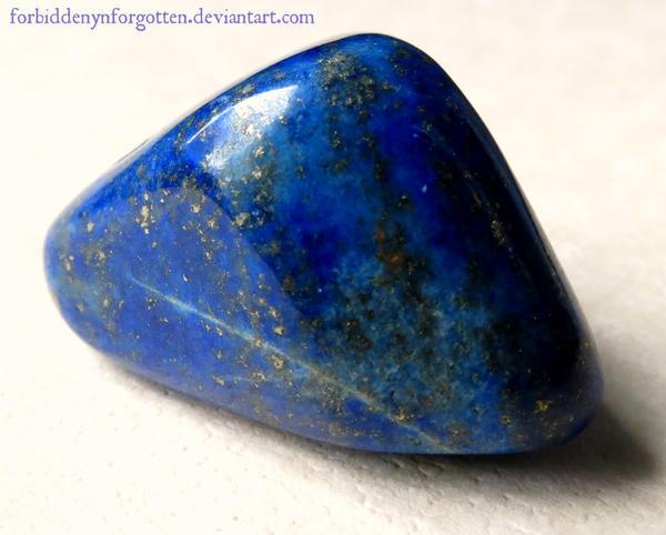 Lapis Lazuli by Forbiddenynforgotten