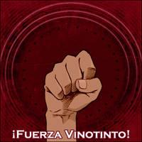 Fuerza Vinotinto! by Luiscotsuki3
