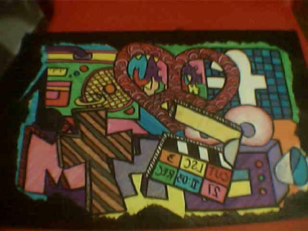 My Best Art Ever by MonicaElaizha