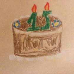 My Birthday: 2018 by DejaVuFlame