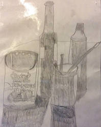 Art Supplies by DejaVuFlame