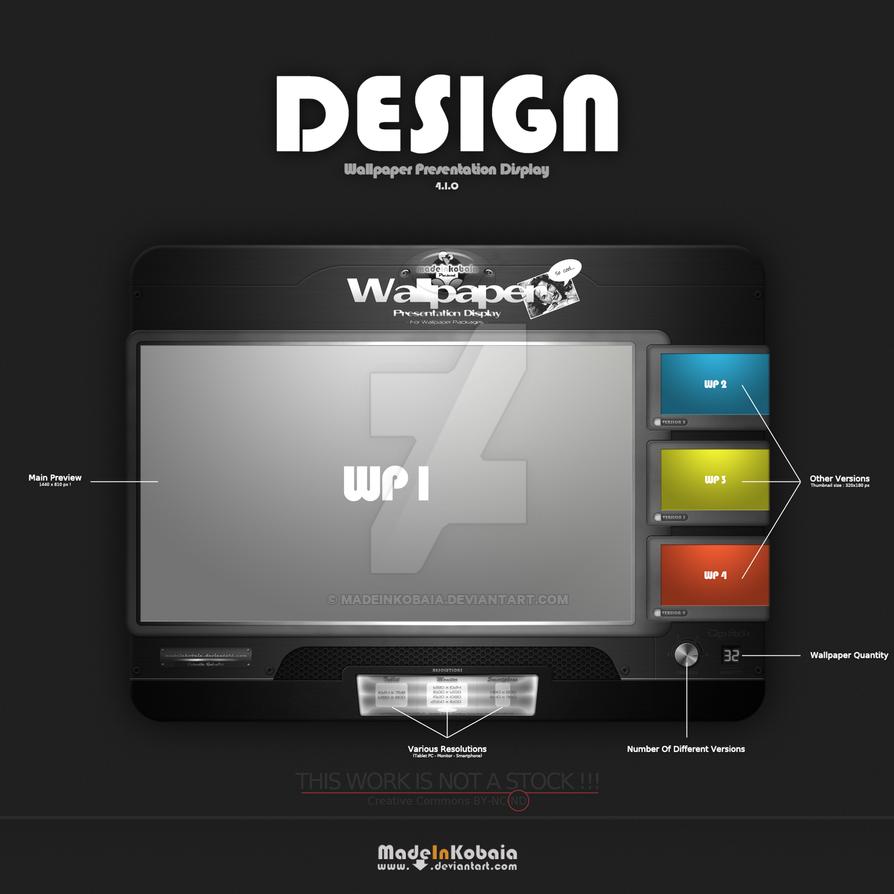 my wp presentation display by MadeInKobaia
