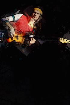 Poster : Jaco Pastorius - Punk Jazz