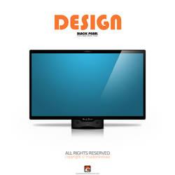 Black Pearl : Cinema Display Monitor Concept