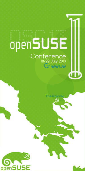 openSUSE conference 2013 - Banner proposal