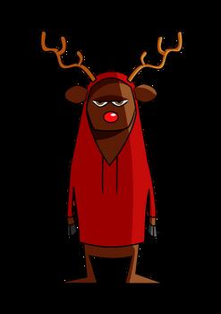 Rudolph--Reindeer Games