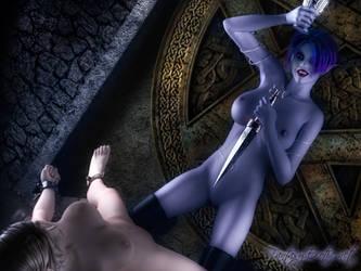 Night Elf's Ritual by FantasyErotic