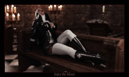 Enjoy the Silence by FantasyErotic