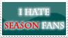 Anti-season fans by monicagranger
