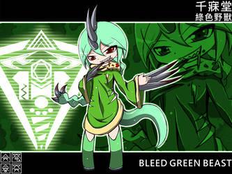 BLEED GREEN BEAST