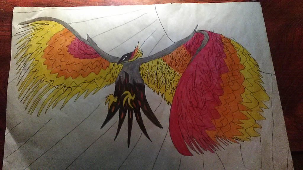 Solar Eagle by Black-atom