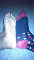 Socks or no socks? Or both? by Black-atom