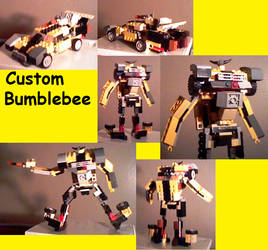 Custom Bumblebee