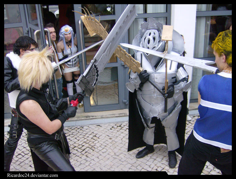 Cosplay Final Fantasy Can__t_Defeat_Me_xD_by_Ricardoc24
