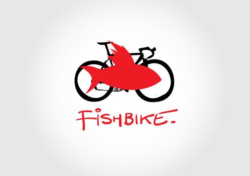 Fishbike logo