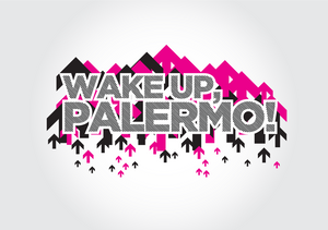 Wake Up, Palermo logo