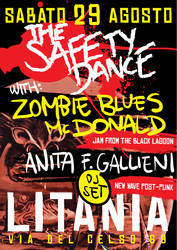 The Safety Dance poster