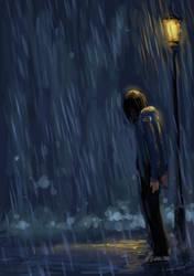 Rain by bramLeech