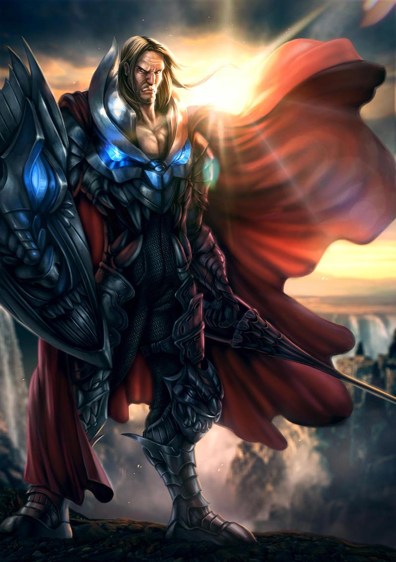 Fantasy Earth Zero- Warrior by bramLeech