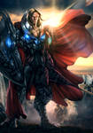 Fantasy Earth Zero- Warrior