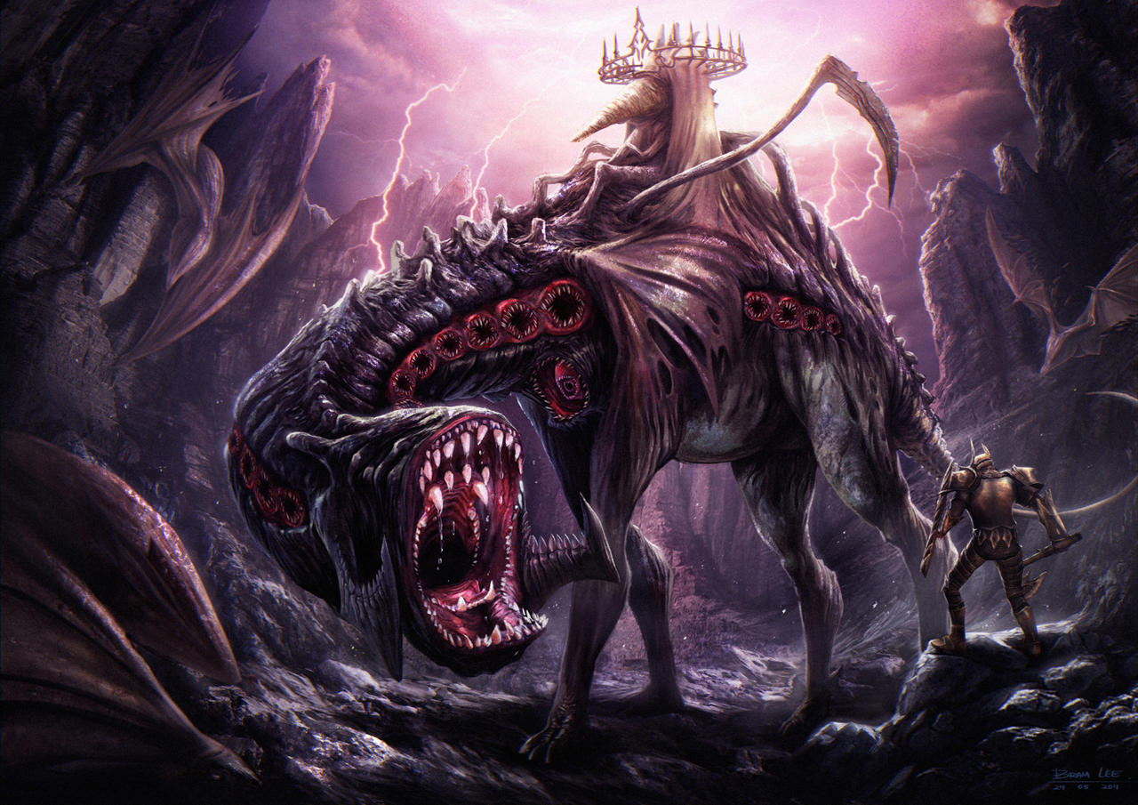RIFT - Death Colossus by bramLeech