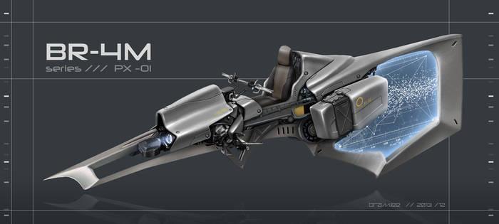 BR-4M - Speeder