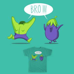 Bro!!! ( Threadless Entry )
