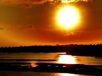 Death of a Sun by Iceona