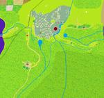 Map of Ponyville - Plain - v3.2