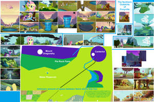 Outskirts of Ponyville - North 3.2