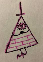 Bill Cipher (pink)