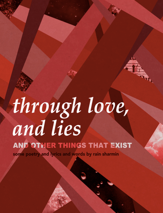 Book Cover Love and Lies by starcatcher42