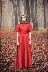 Dead red. by SorrowScavenger