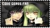 Code Geass fan stamp by xselfdestructive