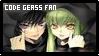 Code Geass fan stamp by xselfdestructive