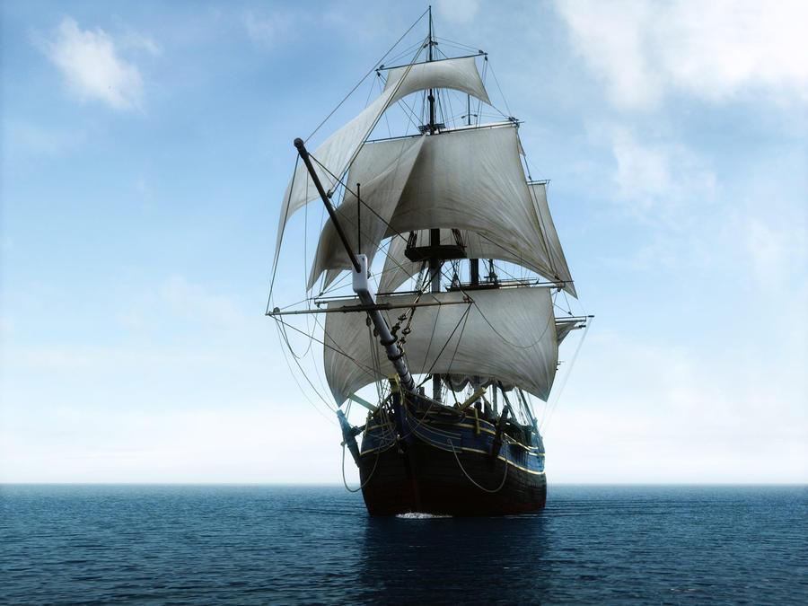 Ship by Tiago82