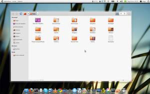 Ubuntu Lucid Simple and Clean by Tiago82