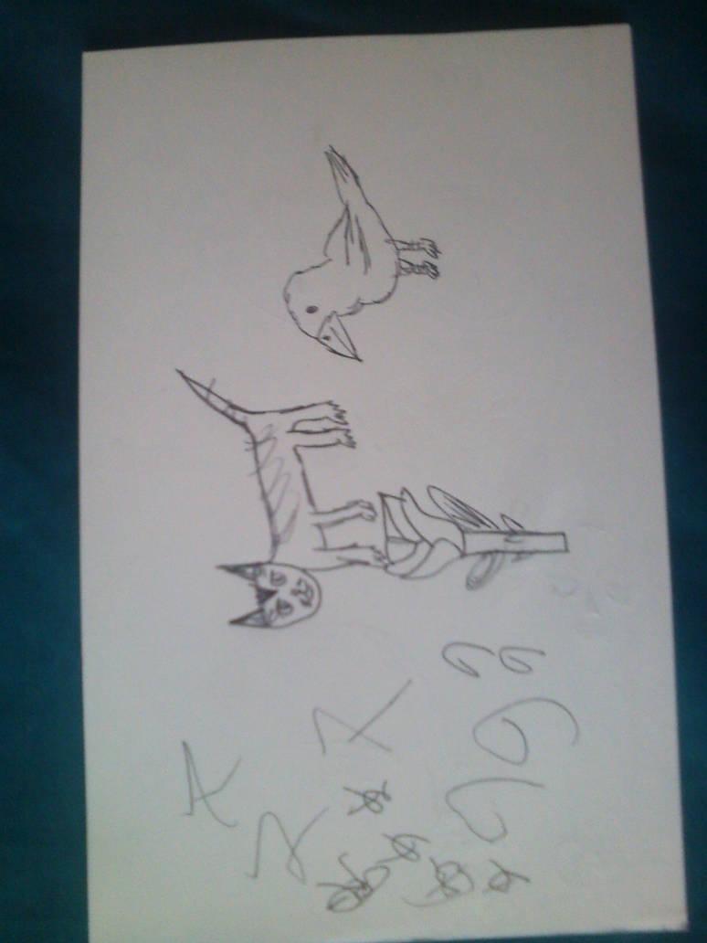 Black pen sketches by ssolesus88