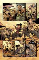 Flash Gordon Ming Origins P3 by Alex0wens