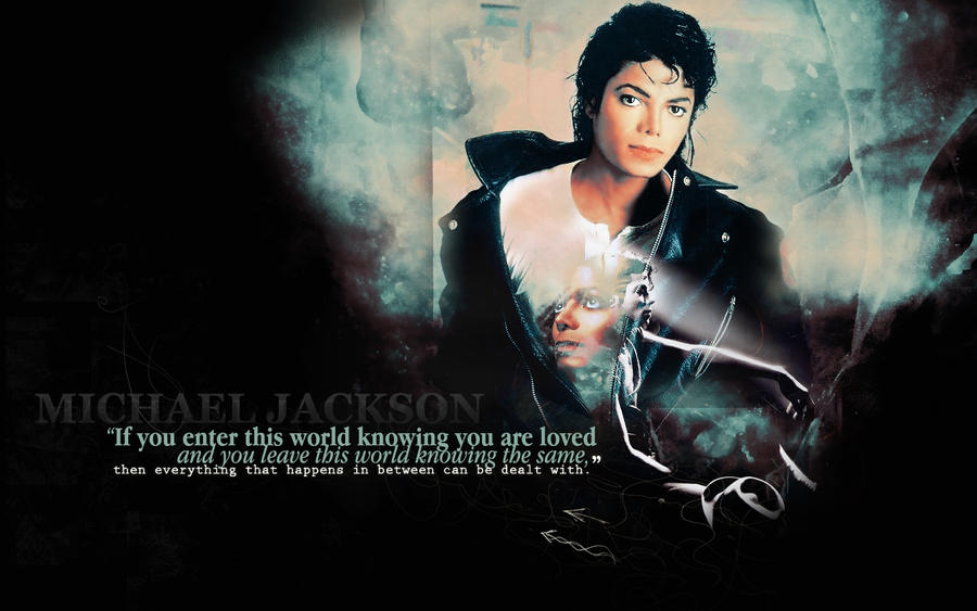 Michael Jackson Wallpaper By Rileeys