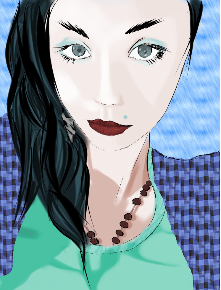 maria by Xvampir3