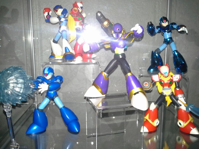 [Análise Retro Game] - Mega Man X4 - Saturn/Playstation My_megaman_d_arts_collection__by_onlycitysaint-d61n856