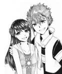 [CM ] Matilda and Daisuke