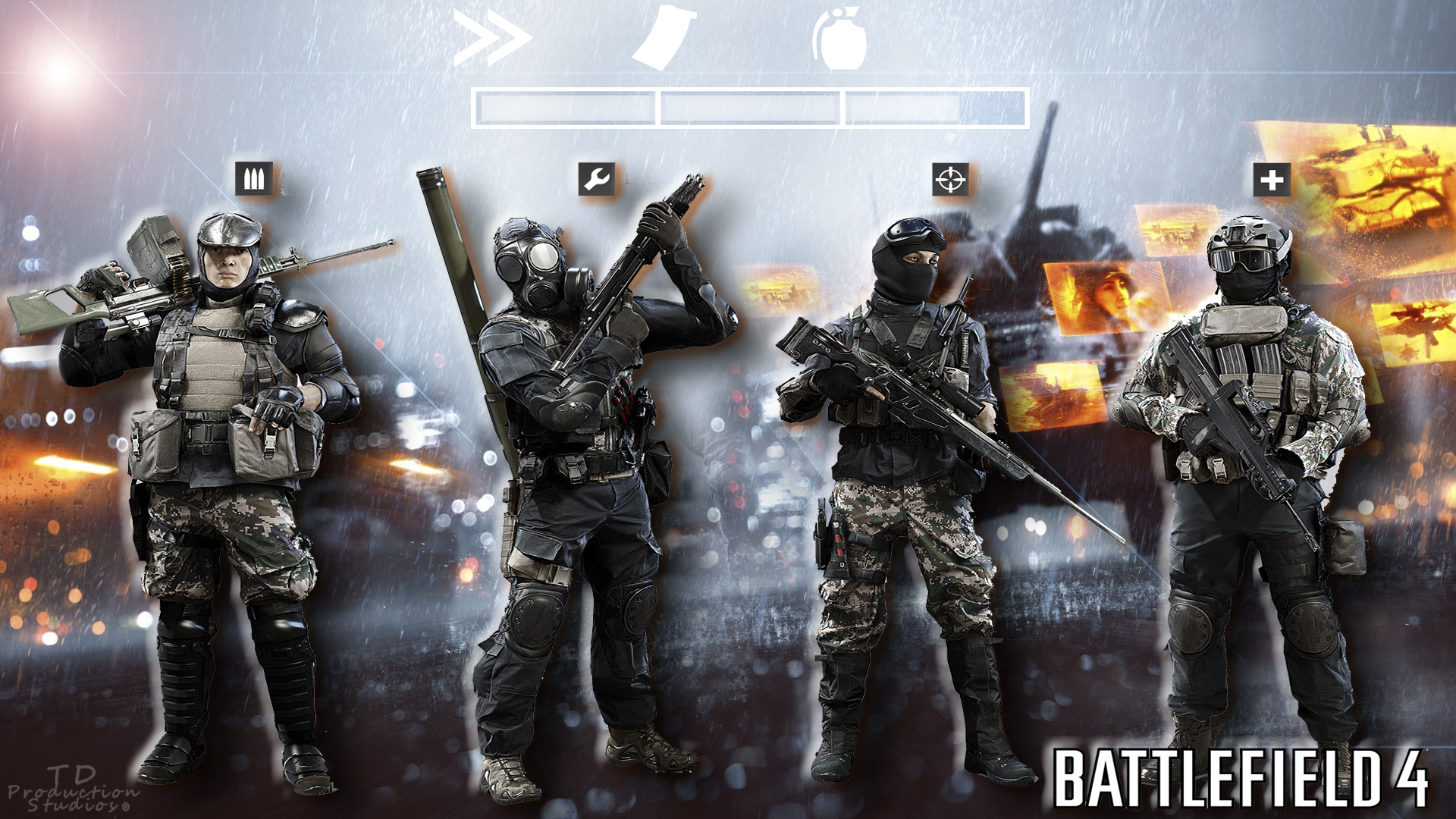 Revamp russian chi forums battlelog battlefield 4 - Bf4 wallpaper ...
