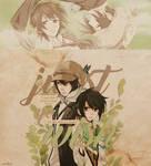 Yoite and Miharu