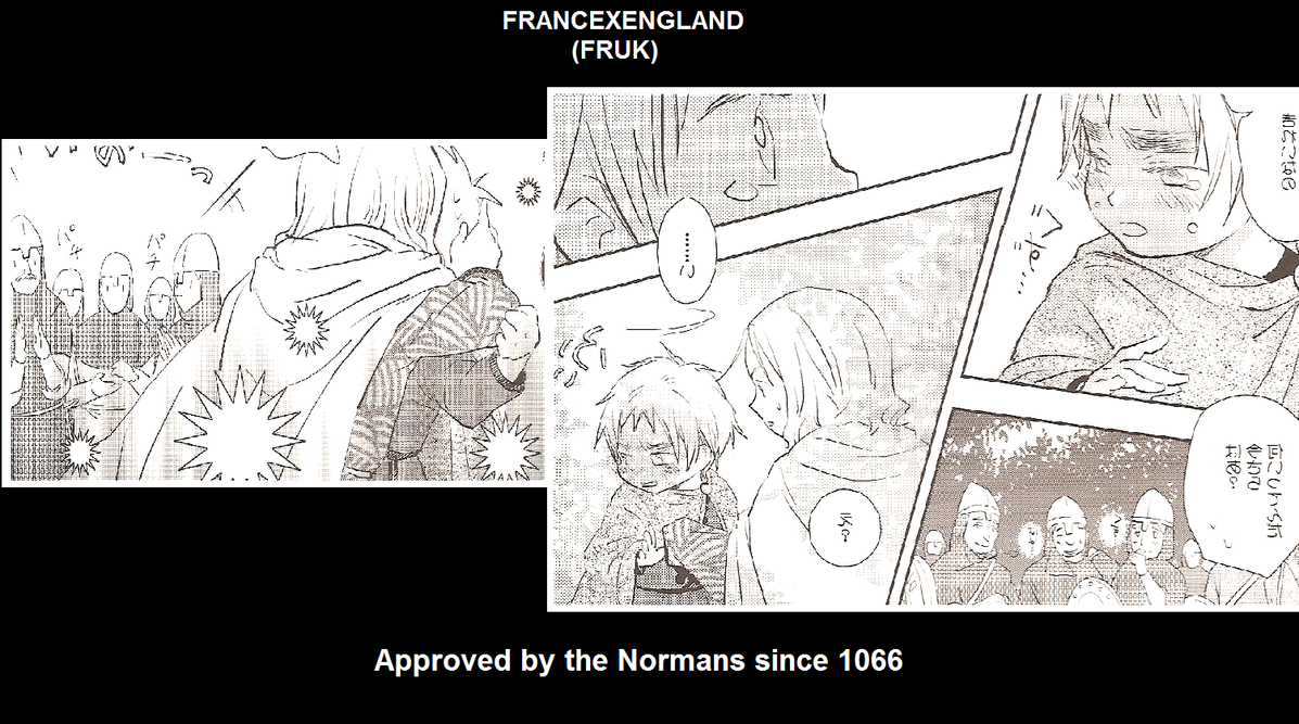 Approved by the Normans by Naehja