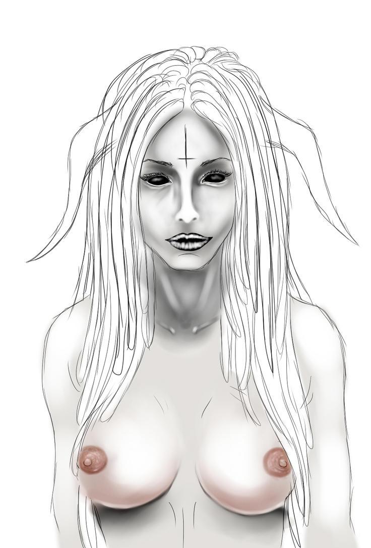 SatangirlWIP by Isaak-Schwarze